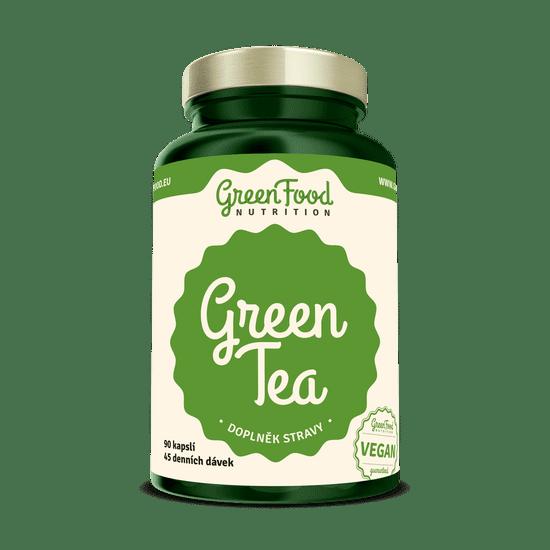 GreenFood Green Tea 90 kapslí