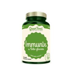 GreenFood Immunix & Beta-glucans 90 kapslí