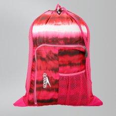 Speedo Deluxe Vent mrežasta torba, roza
