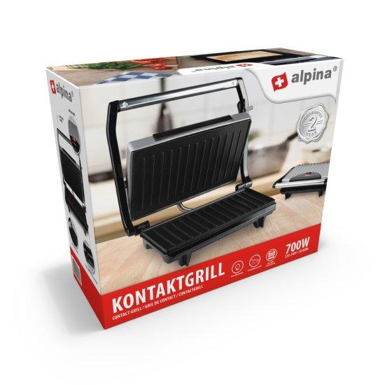 Alpina toaster, 700 W
