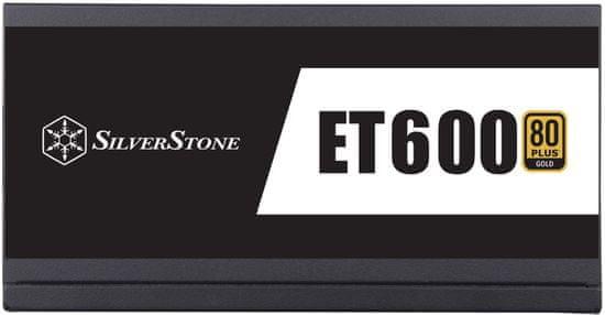 Silverstone Essantial Gold ET600-MG - 600W