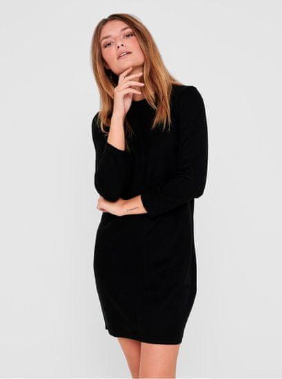 Jacqueline de Yong černé šaty Gigi