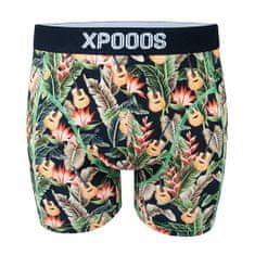 Xpooos Boxerky Hawaii blues, Boxerky Hawaii blues   66006   L