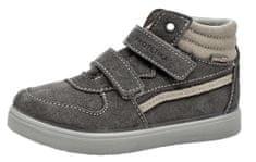 Protetika Taby Grey magasszárú bőr sportcipő gyerekeknek, 31, szürke