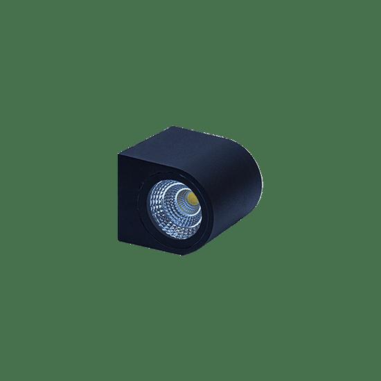 LED PRIHODNOST stenska LED svetilka JD8003 - črna