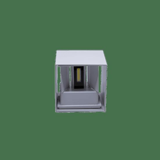 LED PRIHODNOST stenska LED svetilka JD8068 - bela