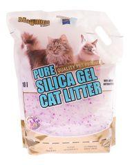 Magnum Silica gel cat litter 10L