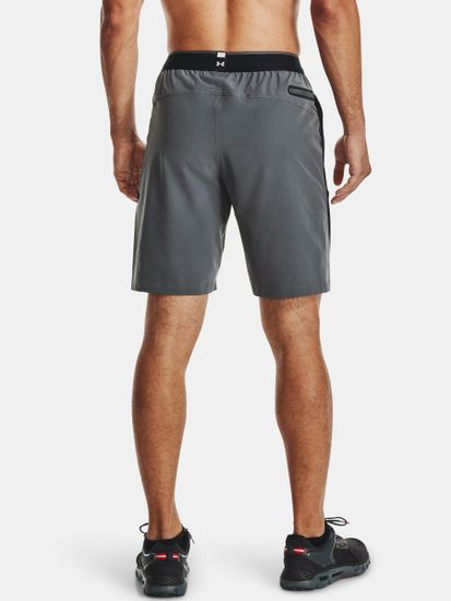 Under Armour Kraťasy Unstoppable Shorts-GRY