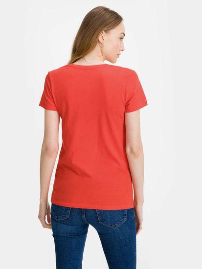 Gap Majica favorite v-neck t-shirt