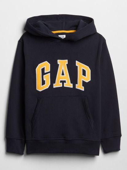 Gap Dětská mikina Logo hoodie