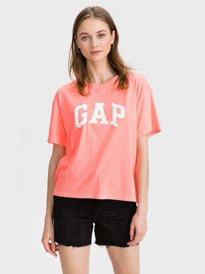 Gap Majica Logo easy heavyweight t-shirt