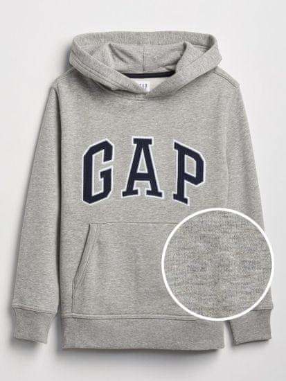 Gap Detská mikina Logo hoodie