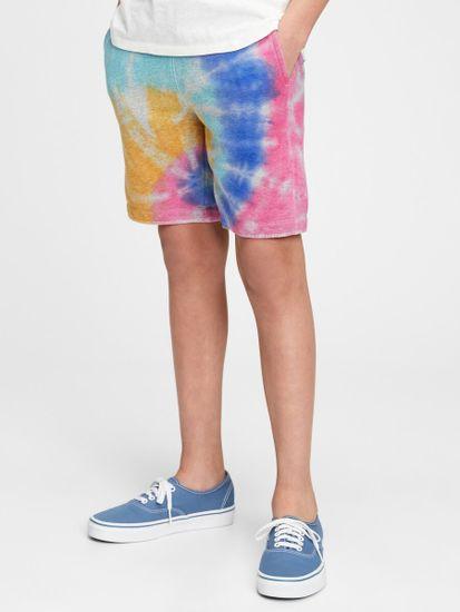 Gap Otroške Kratke hlače Logo pull-on shorts