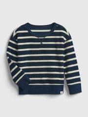 Gap Otroška Pulover crewneck sweatshirt 3YRS