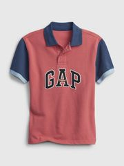 Gap Dětské polo tričko Logo M
