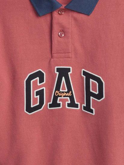 Gap Dětské polo tričko Logo