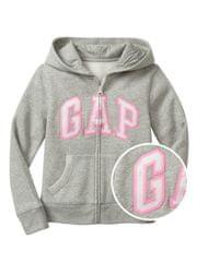 Dětská mikina Logo zip hoodie M