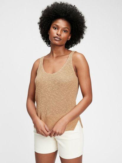 Gap Majica brez rokavov summer femme tank