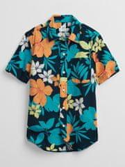 Gap Dětská košile poplin shirt XS