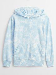 Gap Otroška Pulover tie-dye hoodie S