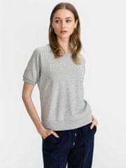 Gap Majica fleece short sleeve crewneck sweatshirt S