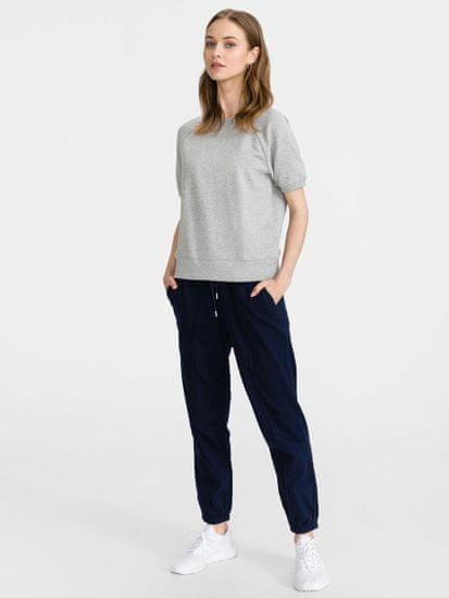 Gap Majica fleece short sleeve crewneck sweatshirt
