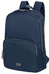 Samsonite Dámský batoh na notebook 15,6'' Karissa Biz 2.0 13,5 l tmavě modrá