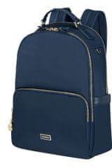 Samsonite Dámský batoh na notebook 14,1'' Karissa Biz 2.0 14 l tmavě modrá