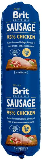 Brit Sausage Chicken 12 x 800 g