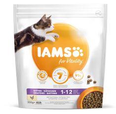 IAMS For Vitality hrana za mačke do 1 leta, 350 g