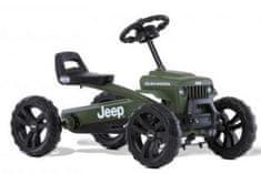 Berg Buzzy Jeep zelená