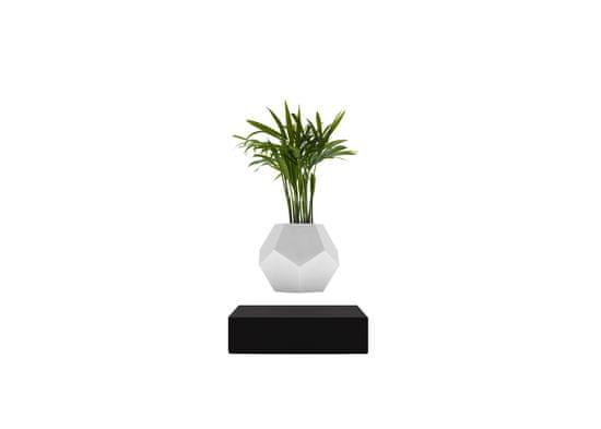 Flyte Levitující designový květináč LYFE Planter BLACK