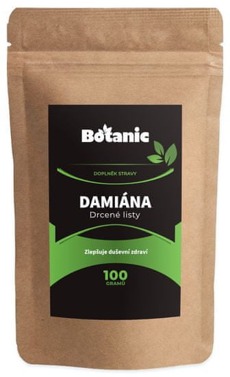 Botanic Damiána listy 100g