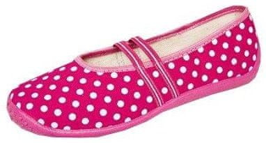 Zetpol dievčenské papuče Edyta 560