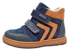 Protetika chlapecká kotníčková obuv Zad 27 tmavě modrá