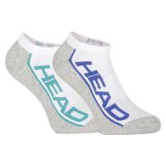 Head 2PACK ponožky vícebarevné (791018001 003) - velikost M
