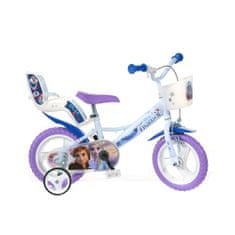 Dino bikes Frozen 12 otroško kolo