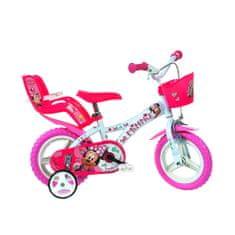 """Dino bikes rower dziewczęcy Minnie 12"""""""