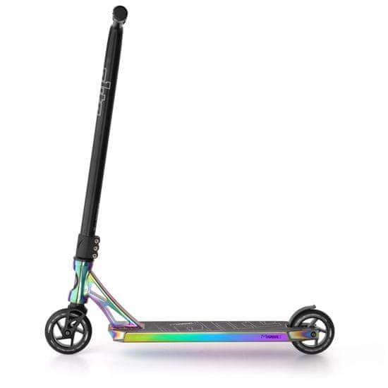 Movino Freestyle skiro Stunt ELITE, Rainbow Edition H-126-RB