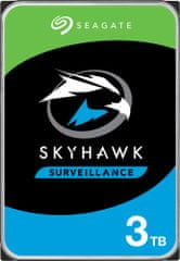 "Seagate SkyHawk, 3,5"" - 3TB ST3000VX009"