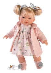 Llorens dojenček Aitana 33112, lutka
