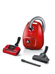 Bosch BGBS4PET1 sesalnik z vrečko, rdeč