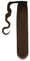 Vipbejba Sintetični čop na trak/pramen, raven, čokoladno rjav F3