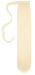 Vipbejba Sintetični čop na trak/pramen, raven, zlato blond Y6
