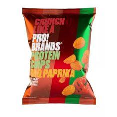 Chips 50 g - BBQ / paprika