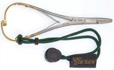 Dr.SLICK Kleště 3v1 Dr.Slick Mitten Scissor Clamp 4-3/4, zlaté
