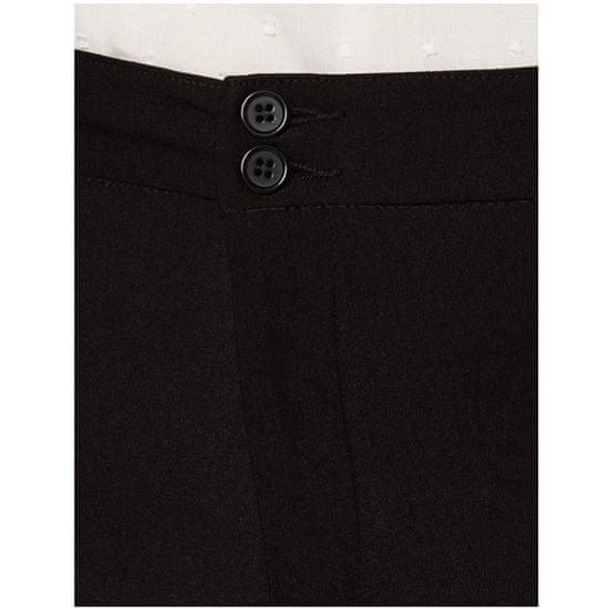 Junarose  nohavice čierna