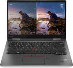 Lenovo ThinkPad X1 Yoga Gen 5, šedá 20UB0030CK