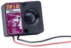 Norbert Schaub Ultrazvukový odpudzovač kún z motorového priestoru Stop a Go, elektrický 12V