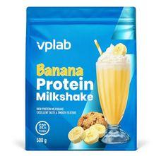 VPLAB proteinski mlečni napitek, banana, 500 g